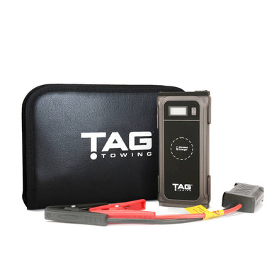 TAG Portable Jump-Starter & Multifunction Charger 12000mAh