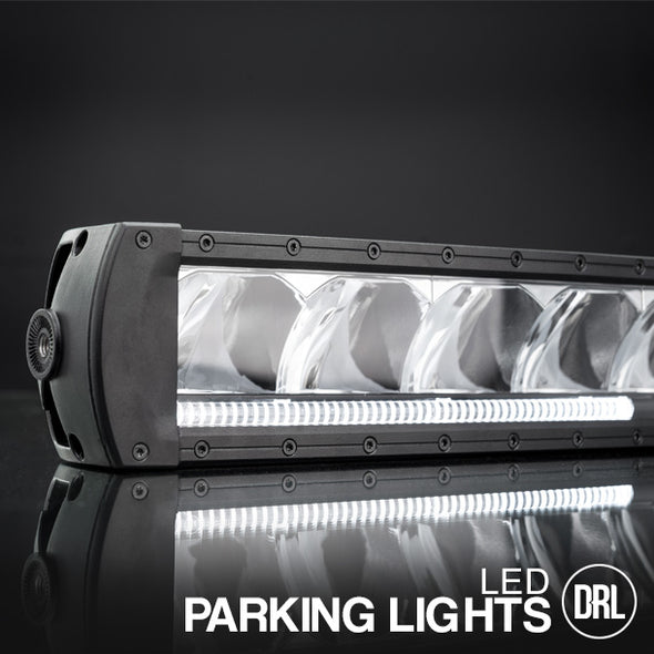 STEDI LED Light Bar Curved 40.5 inch ST2K Super Drive 16 Parking Lights