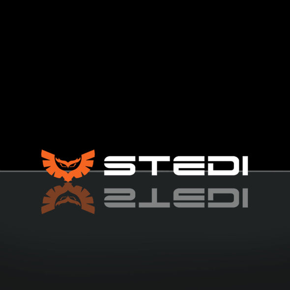 STEDI Stickers 270mm x 40mm