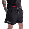 swim shorts (black)