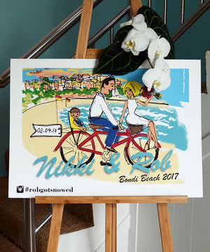 Bondi Beach Wedding