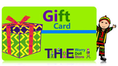 gift cards worry dolls australia