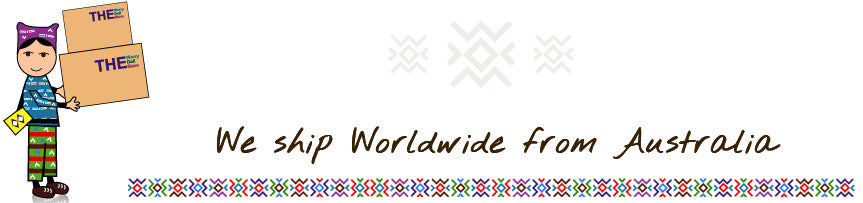 The Worry Doll Store Shipping worldwide from australia