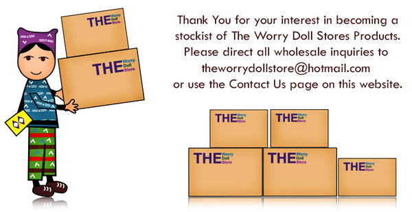 worry dolls wholesale handmade in guatemala