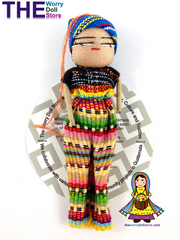 Worry Doll Boy 12cm with Story
