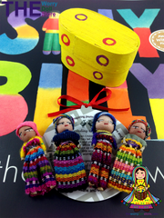 Worry Dolls Books