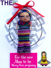 mayan worry dolls mum to be