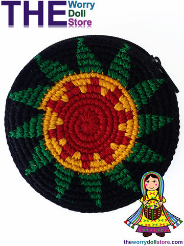 rasta coin purse