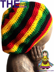 Toddler Rasta Hat / Tam Handmade in Guatemala