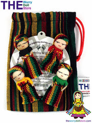 rasta products worry dolls