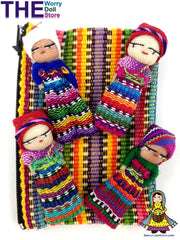 Worry Doll Pouches