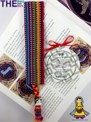 worry dolls bookmarks australia
