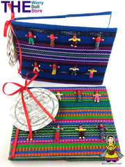 Worry Dolls Note Book For Boys