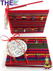Worry Dolls Note Book For Girls