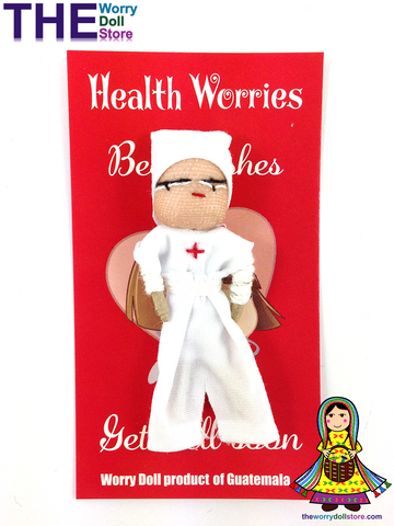 worry dolls health worries