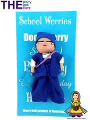 worry dolls school worries
