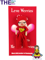 Worry Dolls Boy Love Worries