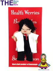 worry doll doctor handmade by mayan artisans