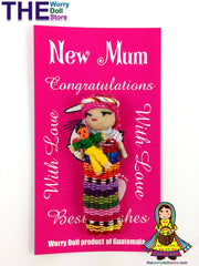 Worry Dolls New Mum Doll