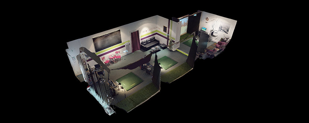 salle de golf toulouse, simulateur de golf here we golf