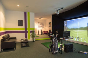 reportage sur here we golf, simulateur de golf toulouse