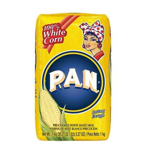 Harina PAN Yellow Unit x 1kg White Corn Flour