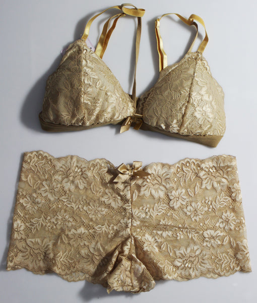 Underwear Sleepijamas Gold RI0009