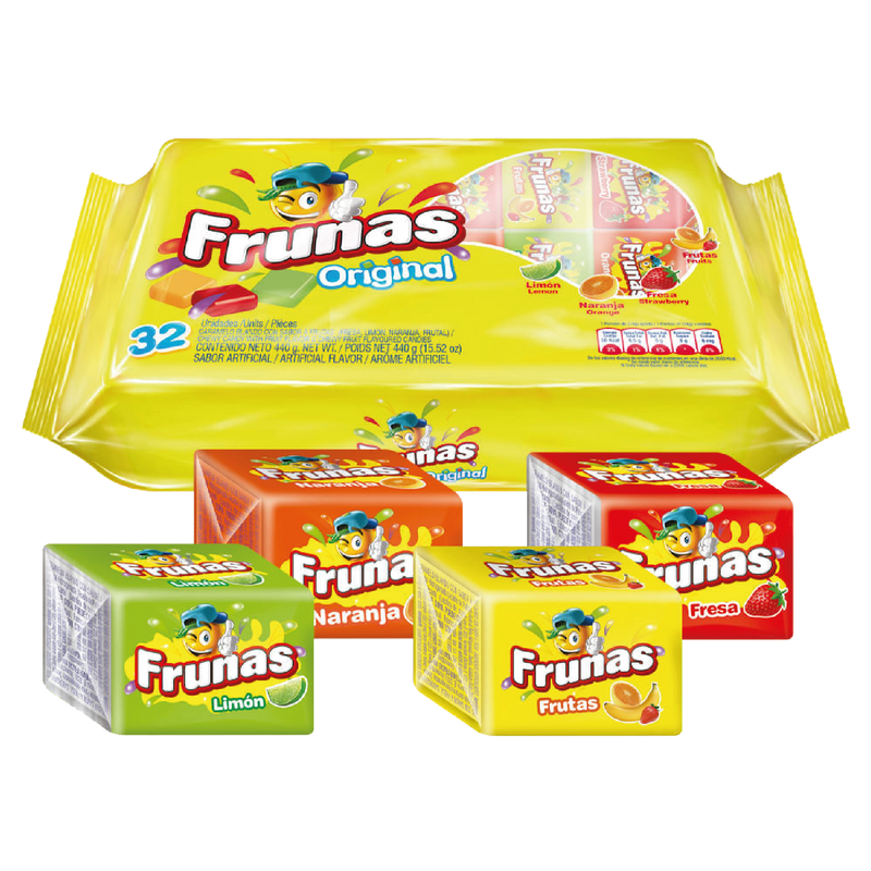 Frunas Original Pack 32 Unit