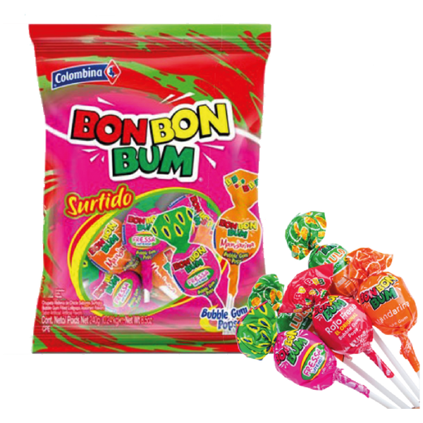 Bom Bom Bun Mix Pack x 24 Unit