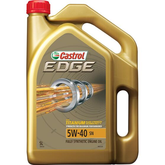CastrolMotor Engine Oil - Edge 5W40