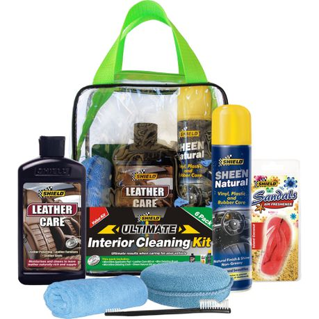 Shield - ULTIMATE INTERIOR CLEANING KIT - KIT