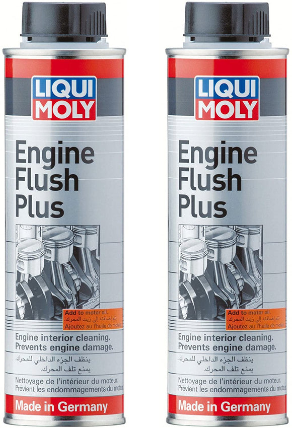Liqui Moly Additive - Engine Flush Plus