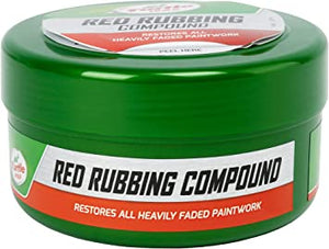 Turtle Wax - Red Rubbing Compound Wax