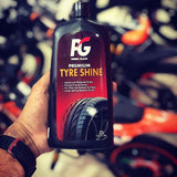 PG Tire Shine