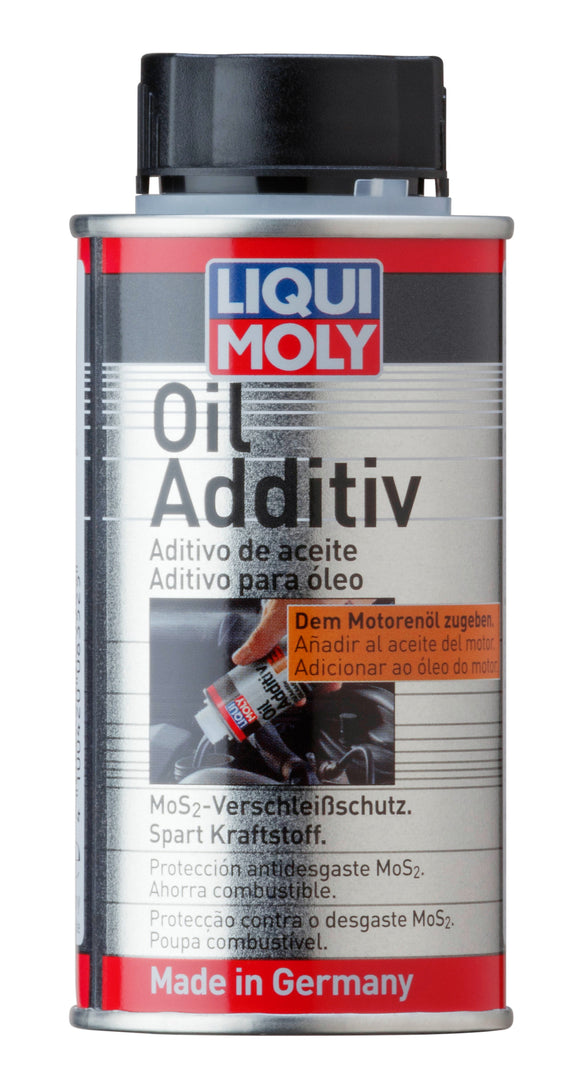 Liqui Moly Additive -Engine Oil additive