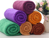 Microfiber colorful Towel