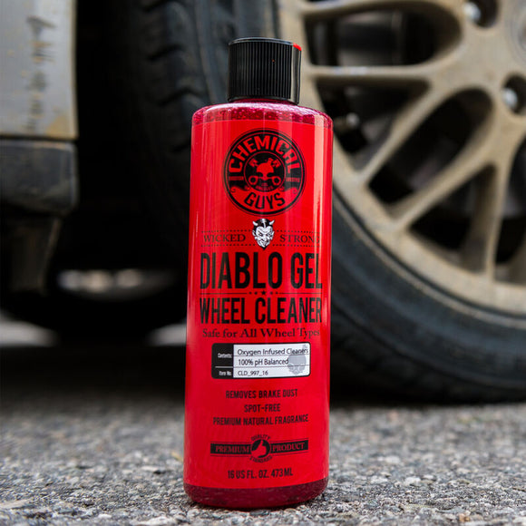 Chemical Guys Diablo Wheel Cleaner
