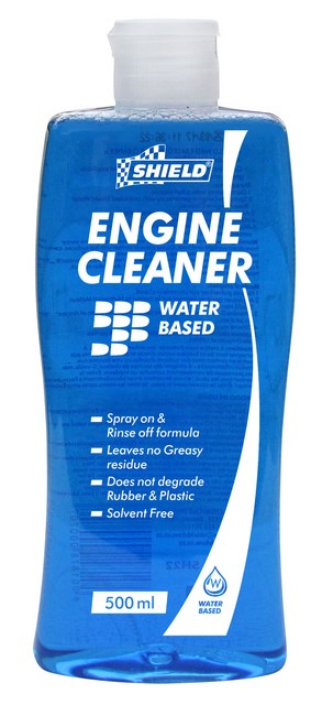 Shield - ENGINE CLEANER - 500ml