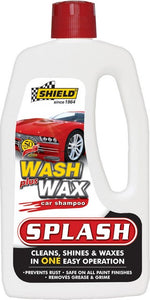 Shield - WASH PLUS WAX SPLASH - 1 L