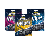 Shield - Sheen Wipes