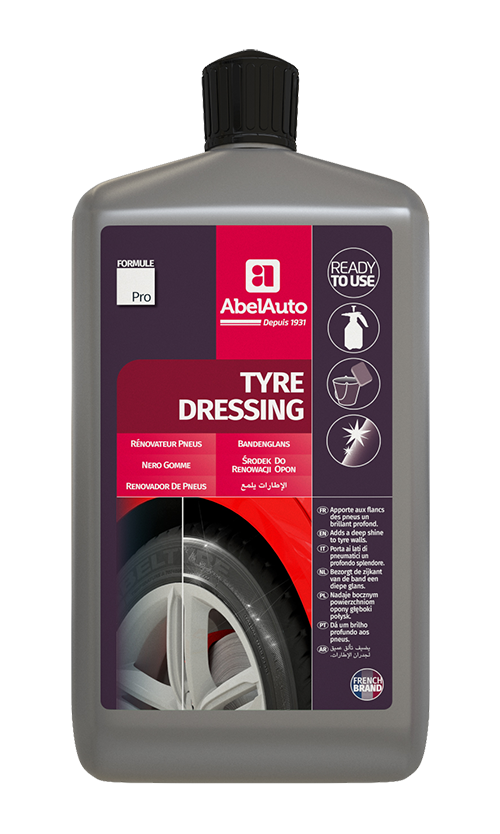 AbelAuto Tire Dressing