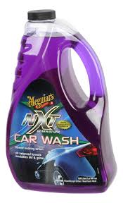 Meguiars Nxt Car Wash Shampoo