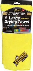 Shield - YELLOW LARGE DRYING TOWEL (Large)