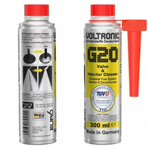 Voltronic Additive - G20 Comple Fuel system cleaner - 300ml
