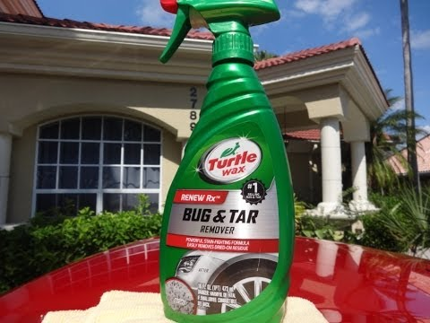 Turtle Wax -  Bug & Tar Remover