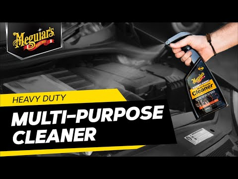Meguiars Heavy Duty Multi Purpose Cleaner