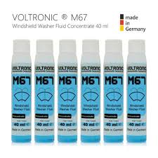 Voltronic Additive - M67 WINDSHIELD WASHER FLUID