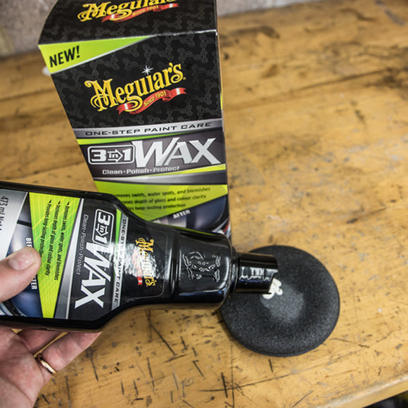 Meguiars 3in1 Wax