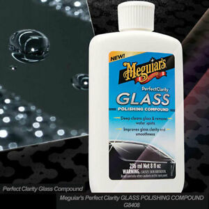 Meguiars Glass Polishing Compound