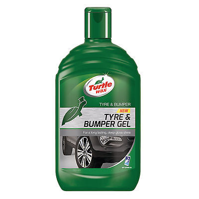 Turtle Wax - TYRE & BUMPER TRIM GEL